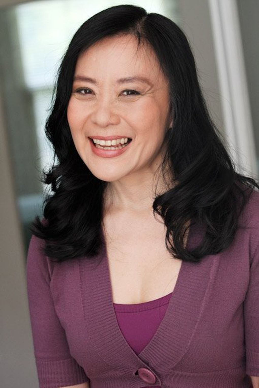 """Kathy Hsieh, co-director of SIS Productions and head of grants and cultural partnerships for Seattle's Office of Arts & Culture, says theater works best when """"people are treated as human beings, not just props for the director."""" (John Ulman)"""