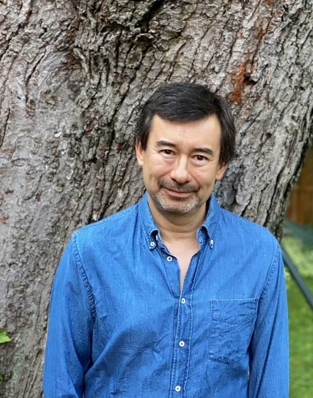 """Peter Ho Davies will talk about """"A Lie Someone Told You About Yourself"""" in a virtual event hosted by Elliott Bay Book Company on Monday, Jan. 11. (Lynn Raughley)"""