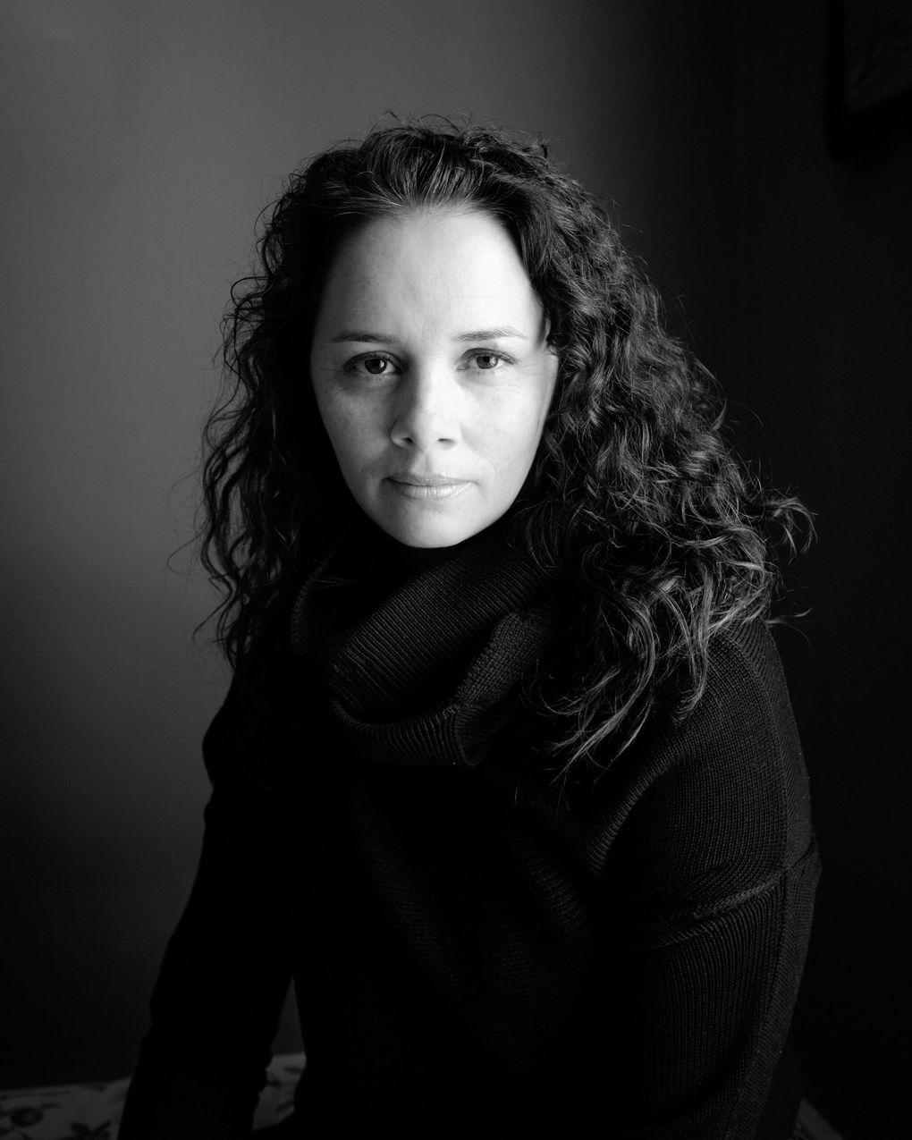 Playwright Larissa FastHorse. (Conor Horgan)