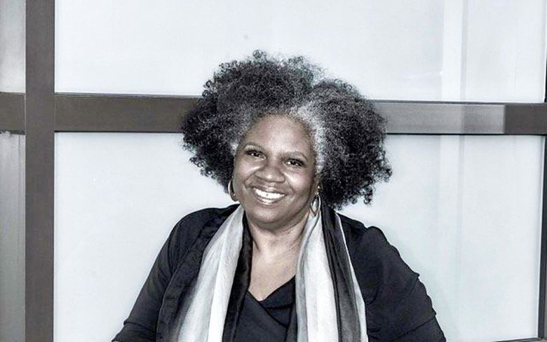 Seattle-based playwright Cheryl L. West will be creating a new Public Works play involving the community, one of several new Seattle Rep commissions. (Abe Booker III / Seattle Rep)