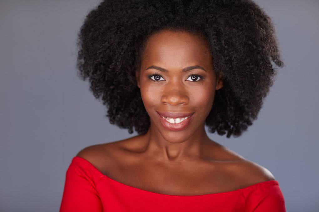 """Soprano Jasmine Habersham is part of """"A Night at the Opera: Celebrating Black Voices,"""" a coproduction of the Northwest African American Museum and Seattle Opera. (Courtesy of Jasmine Habersham)"""