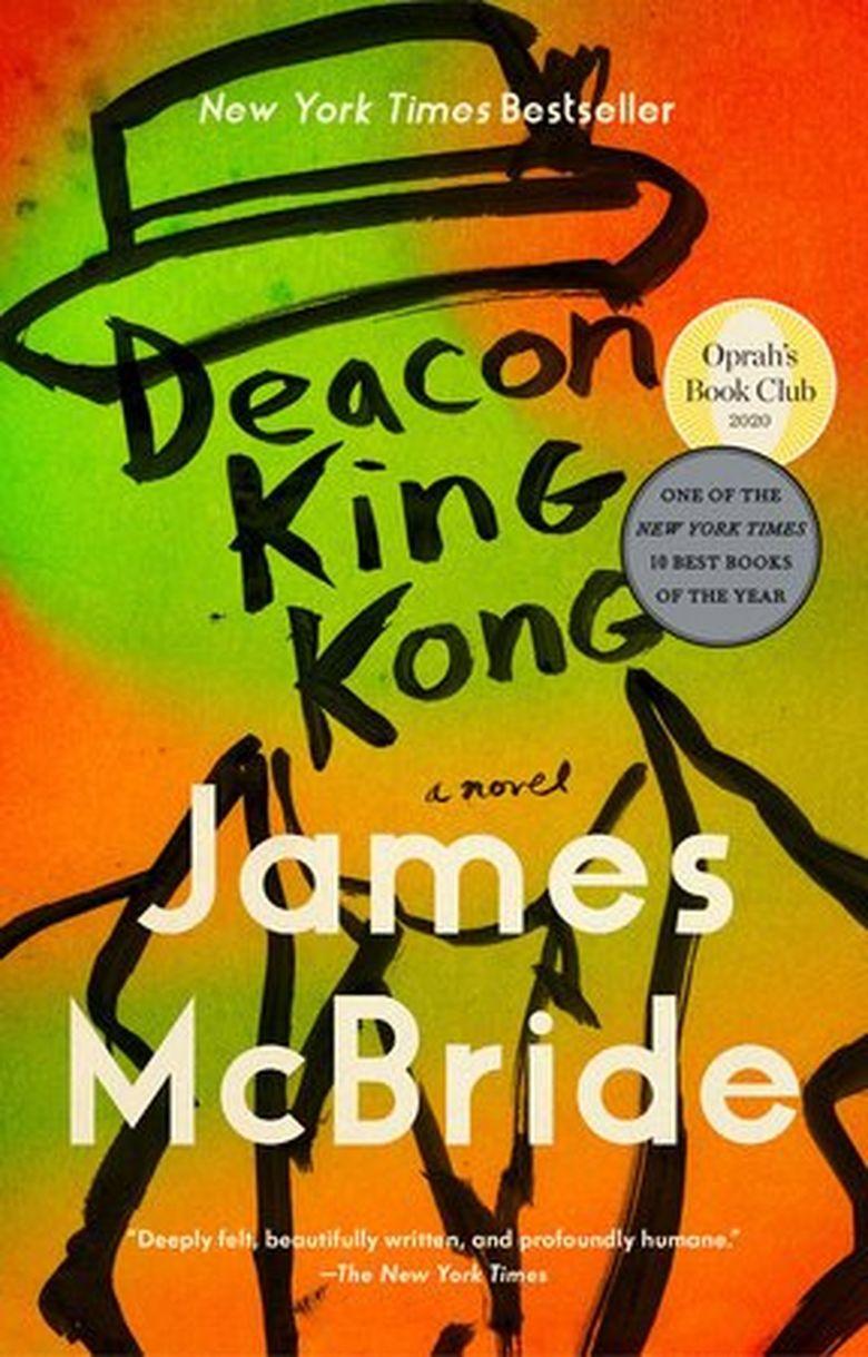 """""""Deacon King Kong"""" by James McBride (Penguin Random House)"""