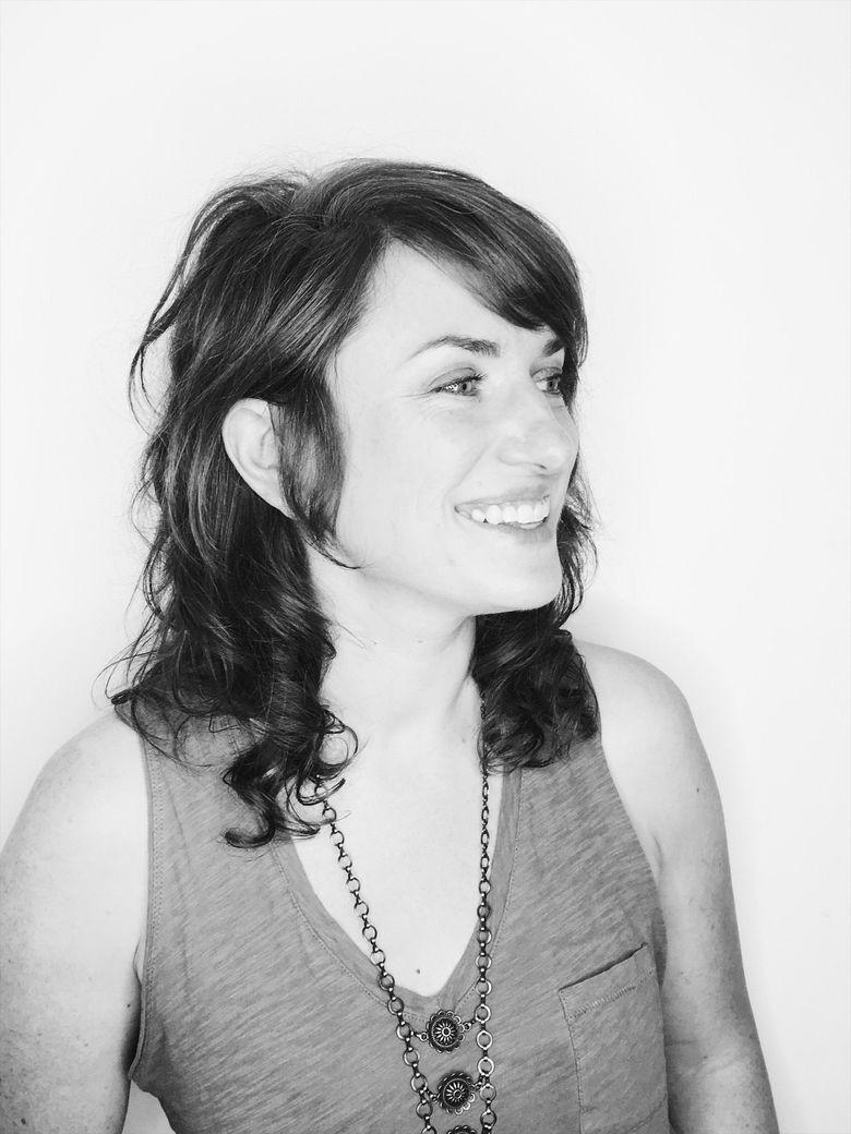 Spokane-based author, poet and pie purveyor Kate Lebo shares her reading picks this month. (Melissa Heale)