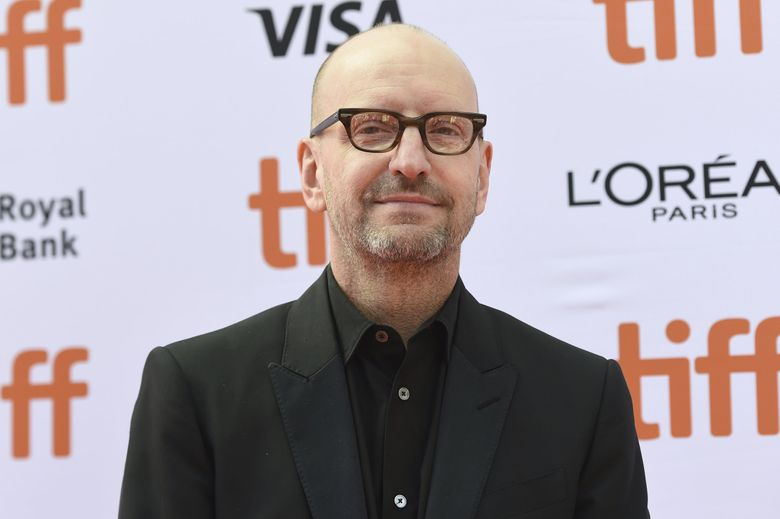 """Director Steven Soderbergh is shooting his next film, a thriller called """"KIMI,"""" in Seattle in May. Casting directors are looking for local extras. (Chris Pizzello / Invision / AP)"""
