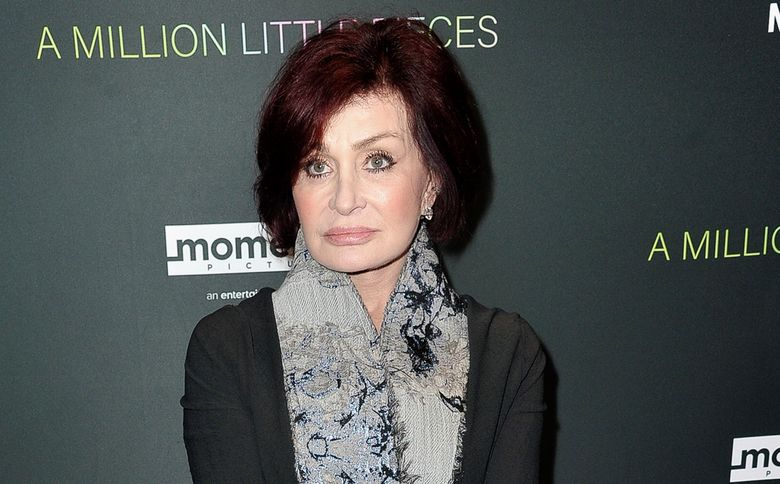 """FILE – Sharon Osbourne attends a special screening of """"A Million Little Pieces"""" on Dec. 4, 2019, in Los Angeles. CBS says its daytime show """"The Talk"""" will stay on hiatus for another week after a discussion about racism involving co-host Sharon Osbourne went off the rails last week. Osbourne reacted with anger and profanity when asked to talk about her support and friendship with British TV personality Piers Morgan. (Photo by Richard Shotwell/Invision/AP, File)"""