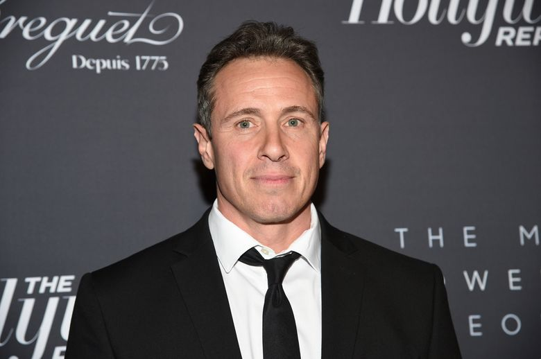 FILE – Chris Cuomo attends The Hollywood Reporter's annual Most Powerful People in Media cocktail reception on April 11, 2019, in New York. Cuomo emerged as a central figure in the latest damaging stories about his older brother, New York Gov. Andrew Cuomo. According to published reports, Cuomo family members, including Chris, got special treatment a year ago when it came to COVID testing. (Photo by Evan Agostini/Invision/AP, File)