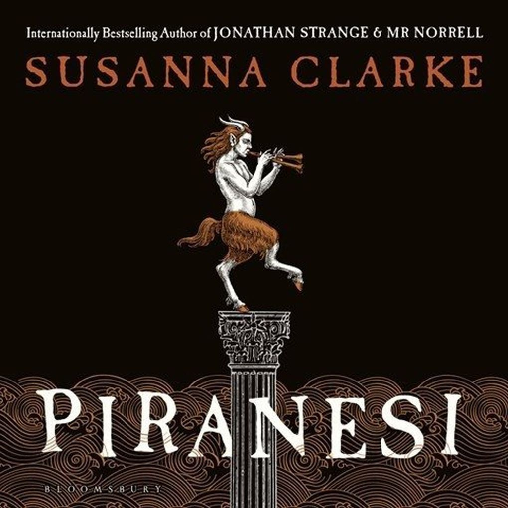"""""""Piranesi"""" by Susanna Clarke. Narrated by Chiwetel Ejiofor. (Bloomsbury Publishing)"""