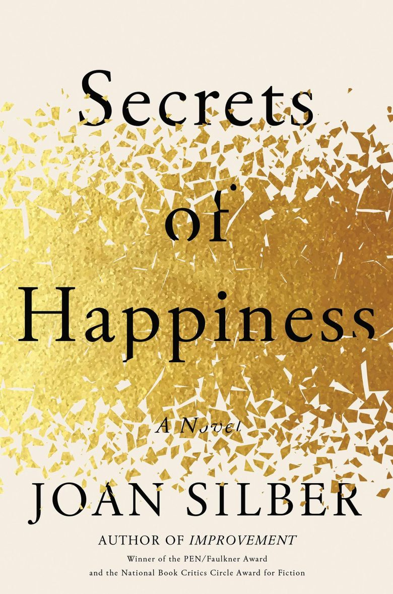 """""""Secrets of Happiness"""" by Joan Silber (Counterpoint Press)"""