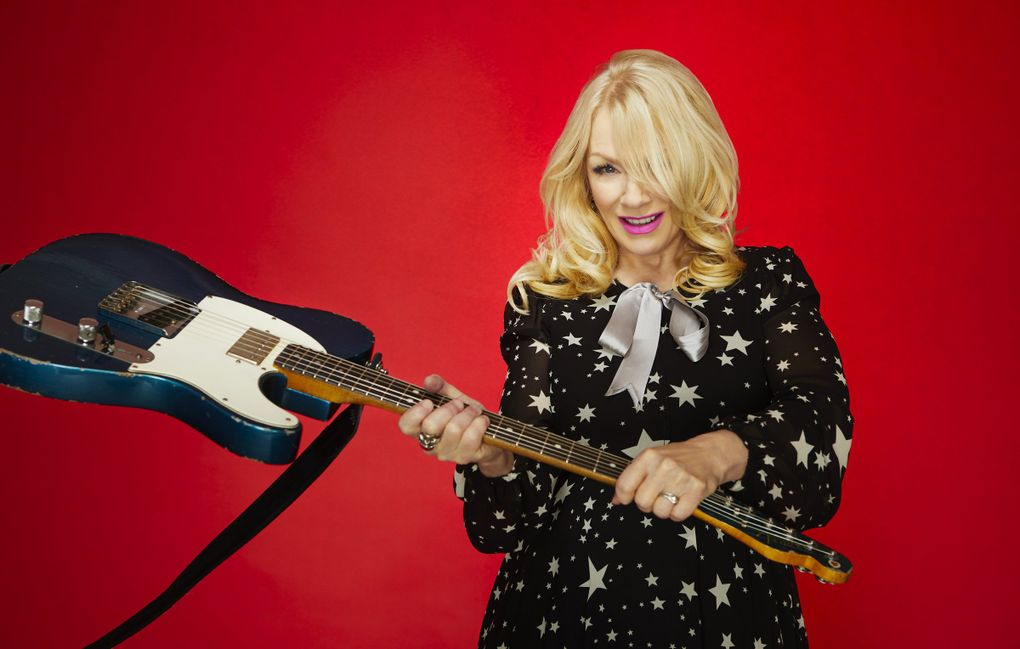 """Nancy Wilson, from the legendary Seattle band Heart, has a new solo album hitting speakers on May 7, """"You and Me."""" The Rock & Roll Hall of Famer is a big fan of poetry, particularly Mary Oliver. (Ricky Steel)"""