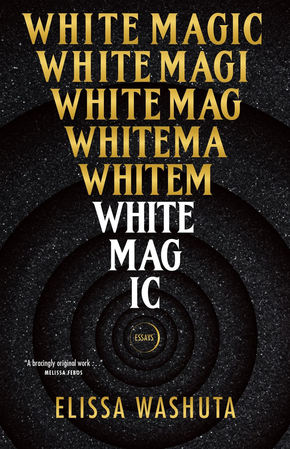 """""""White Magic"""" by Elissa Washuta (Tin House Books)"""