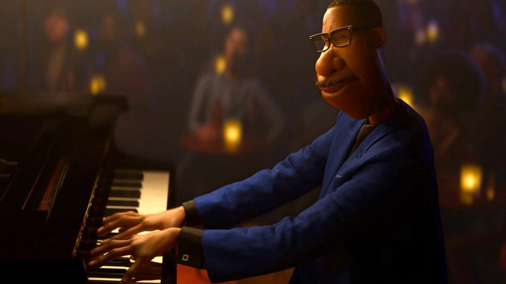 """""""Soul"""" earned Oscars for best animated feature and original screenplay. (Pixar / Disney)"""
