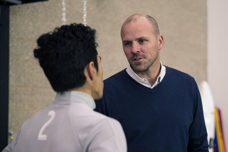 Craig Waibel was announced as the Sounders' new VP and sporting director on Thursday. (Sounders FC)