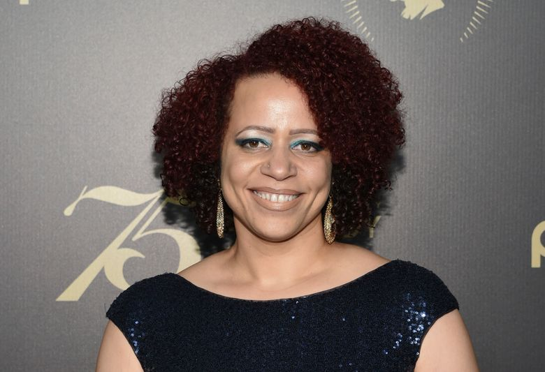 FILE – In this May 21, 2016, file photo, Nikole Hannah-Jones attends the 75th Annual Peabody Awards Ceremony at Cipriani Wall Street in New York. Pulitzer Prize-winning New York Times investigative journalist Nikole Hannah-Jones will join the University of North Carolina at Chapel Hill's journalism school in July as the Knight Chair in Race and Investigative Journalism. The appointment marks a return to the university for Hannah-Jones, who earned a master's degree at its Hussman School of Journalism and Media in 2003.    (Photo by Evan Agostini/Invision/AP, File)
