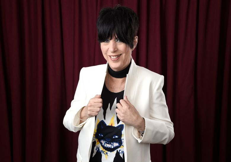 """FILE – Diane Warren poses for a portrait at the 90th Academy Awards Nominees Luncheon on Feb. 5, 2018, in Beverly Hills, Calif. Warren is nominated for an Oscar for best original song for her work in """"The Life Ahead"""" starring Sophia Loren. (Photo by Chris Pizzello/Invision/AP, File)"""