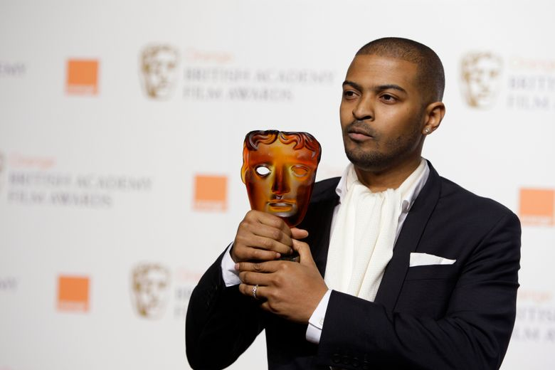 FILE – In this Sunday, Feb. 8, 2009 file photo, British actor and director Noel Clarke, displays his Orange Rising Star Award at the British Academy Film Awards 2009 at The Royal Opera House in London, England. Britain's motion picture academy on Thursday April 29, 2021, suspended actor-director Noel Clarke after a newspaper reported that multiple women had accused him of sexual harassment or bullying. (AP Photo/Joel Ryan, File)