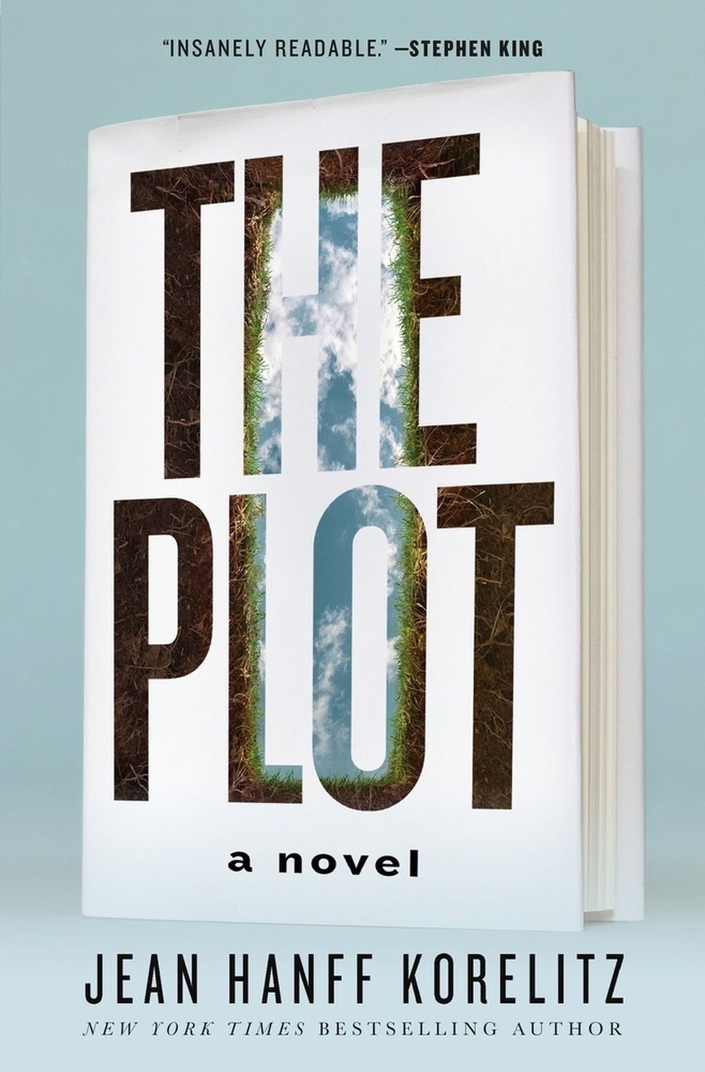 """The Plot"" by Jean Hanff Korelitz (Macmillan Publishers)"