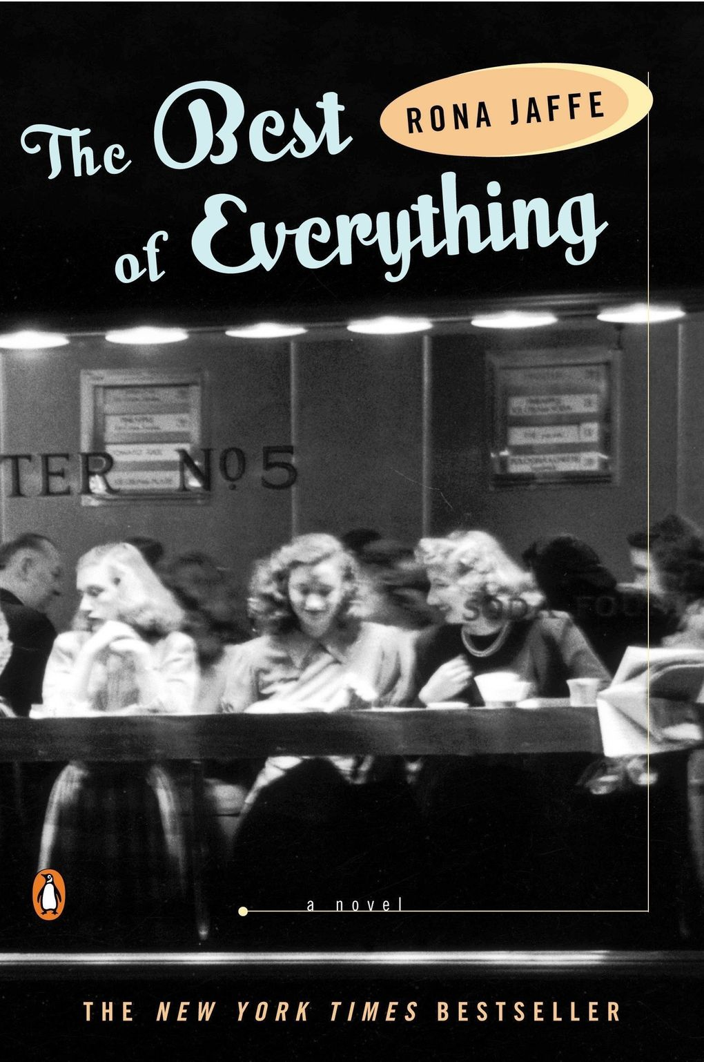 """""""The Best of Everything"""" by Rona Jaffe (Penguin Random House)"""