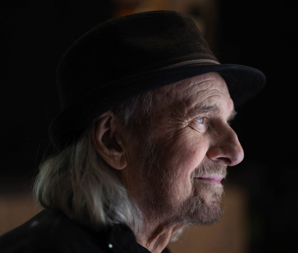 """""""There are certain moments in your past you'll always be known for,"""" says drummer Alan White. Still, he says, """"I'm always excited about the future."""" (Dean Rutz / The Seattle Times)"""