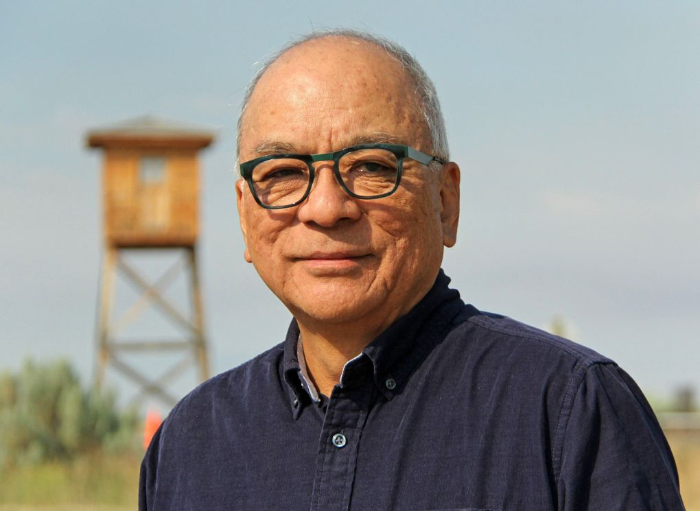 """Frank Abe is one of two authors of """"We Hereby Refuse,"""" the second in a series of three proposed graphic novels commissioned by Seattle's Wing Luke Museum. (Eugene Tagawa)"""