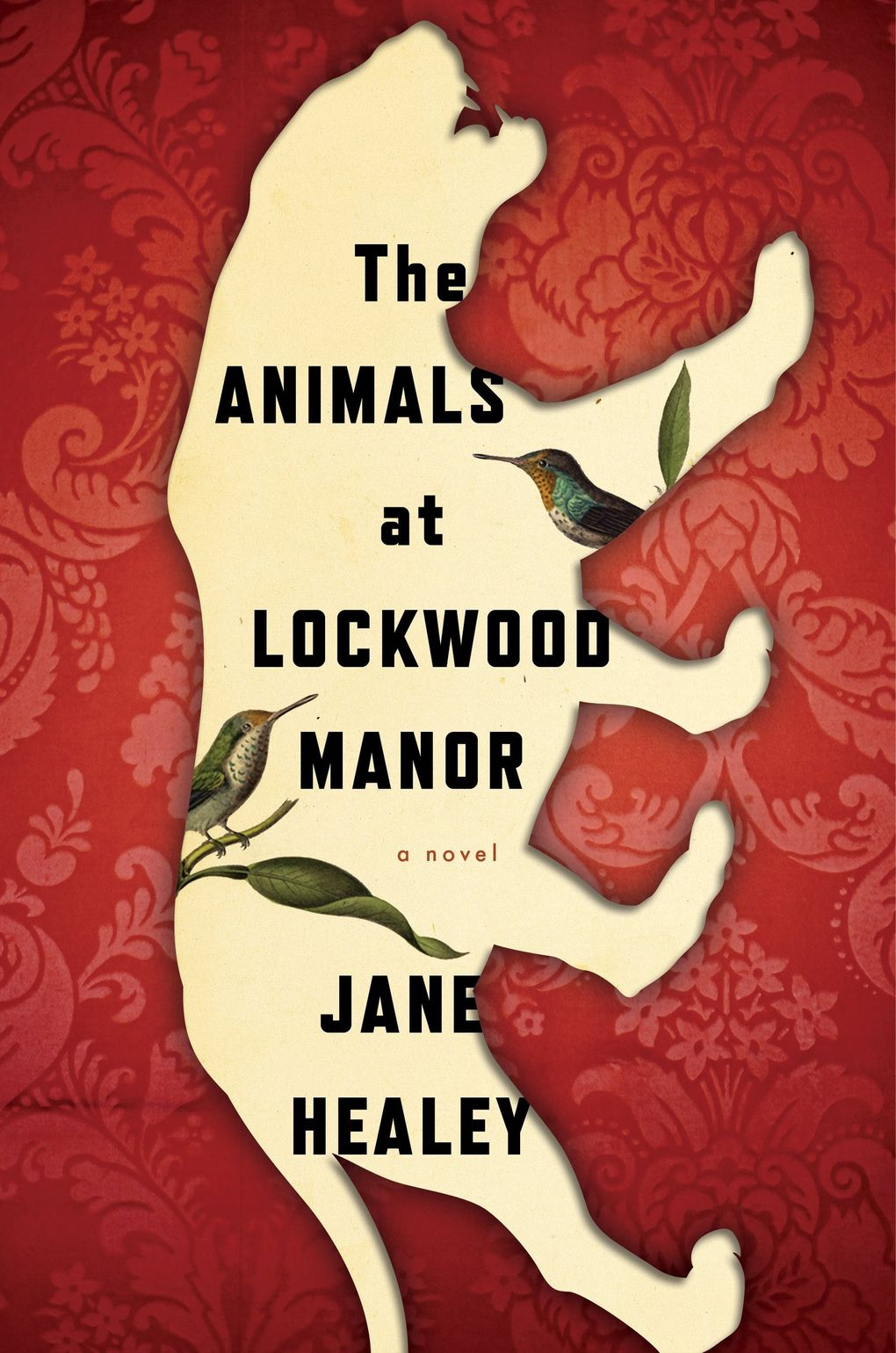 """""""The Animals at Lockwood Manor"""" by Jane Healey (HMH)"""