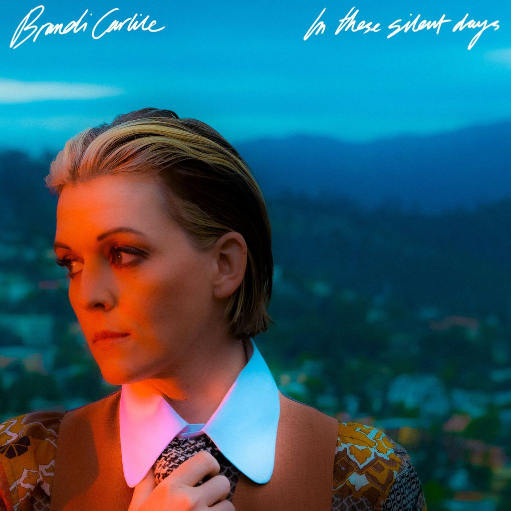 """Brandi Carlile releases her highly anticipated new album, """"In These Silent Days,"""" on Oct. 1. (Courtesy of Brandi Carlile)"""