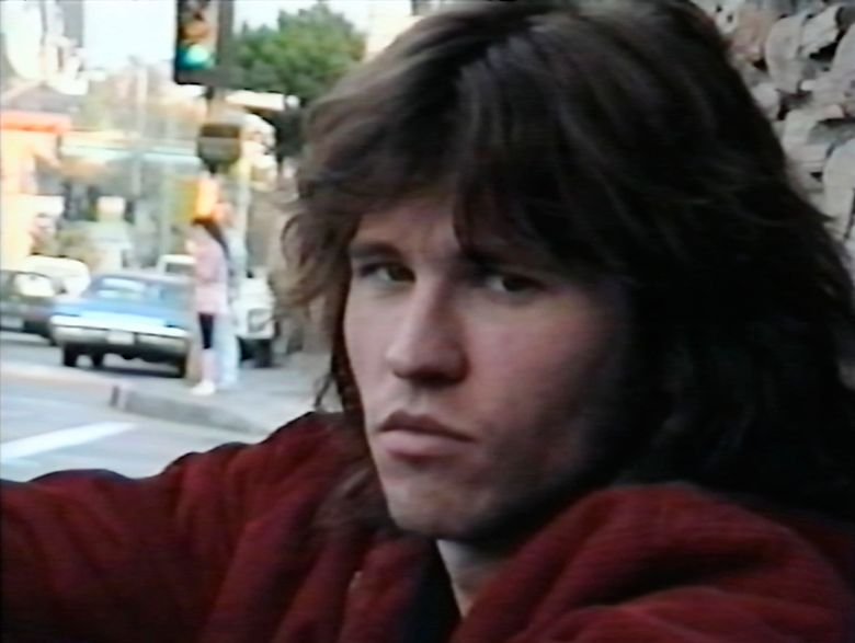 Directors Ting Poo and Leo Scott spin a mostly chronological profile of actor Val Kilmer. (A24)