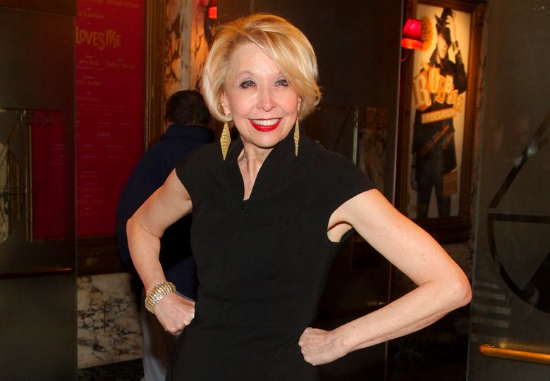 """FILE – Julie Halston attends the Broadway opening night of """"She Loves Me"""" on March 17, 2016, in New York. Halston will receive the Isabelle Stevenson Tony Award for her work fighting the lung-scarring disease pulmonary fibrosis. The Tony Awards Administration Committee announced Wednesday, July 28, 2021, that Halston would get the special Tony """"for her dedication and advocacy in raising funding and awareness."""" (Photo by Andy Kropa/Invision/AP, File)"""