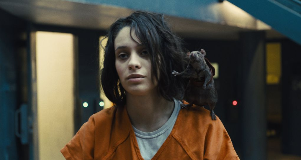 """Daniela Melchior as Ratcatcher 2 in """"The Suicide Squad."""" (Warner Bros. Pictures / DC Comics)"""