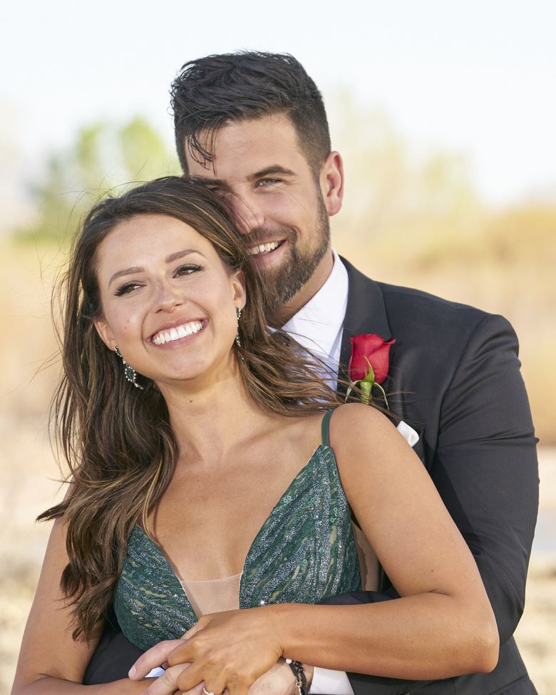 "Renton's Katie Thurston found love with Canadian Blake Moynes on her season of ""The Bachelorette."" (Craig Sjodin / ABC)"