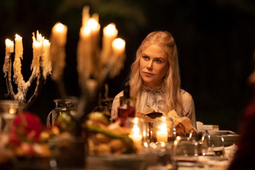 "Nicole Kidman in ""Nine Perfect Strangers.""  (Vince Valitutti / Hulu)"