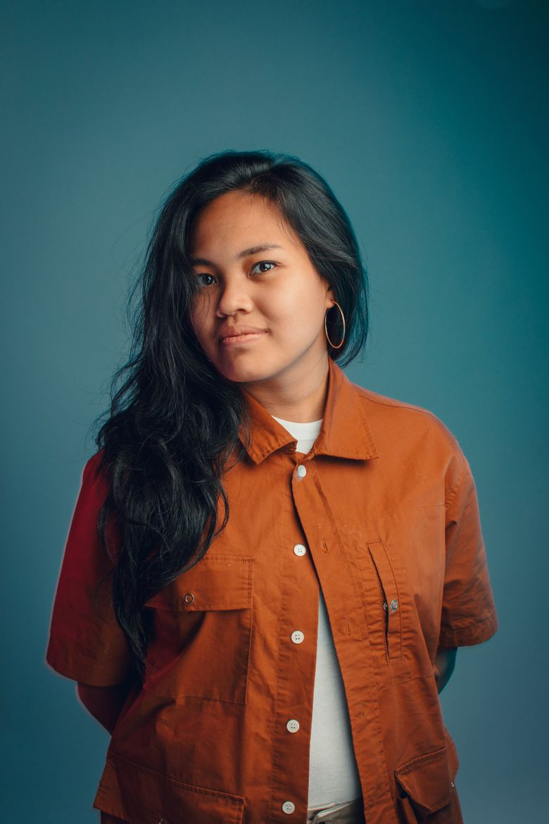 """Seattle music producer Chong the Nomad, whose given name is Alda Agustiano, contributed to """"Lazy Susan,"""" the lead single off the soundtrack for Marvel's """"Shang-Chi and the Legend of the Ten Rings."""" (Jordan Nicholson)"""