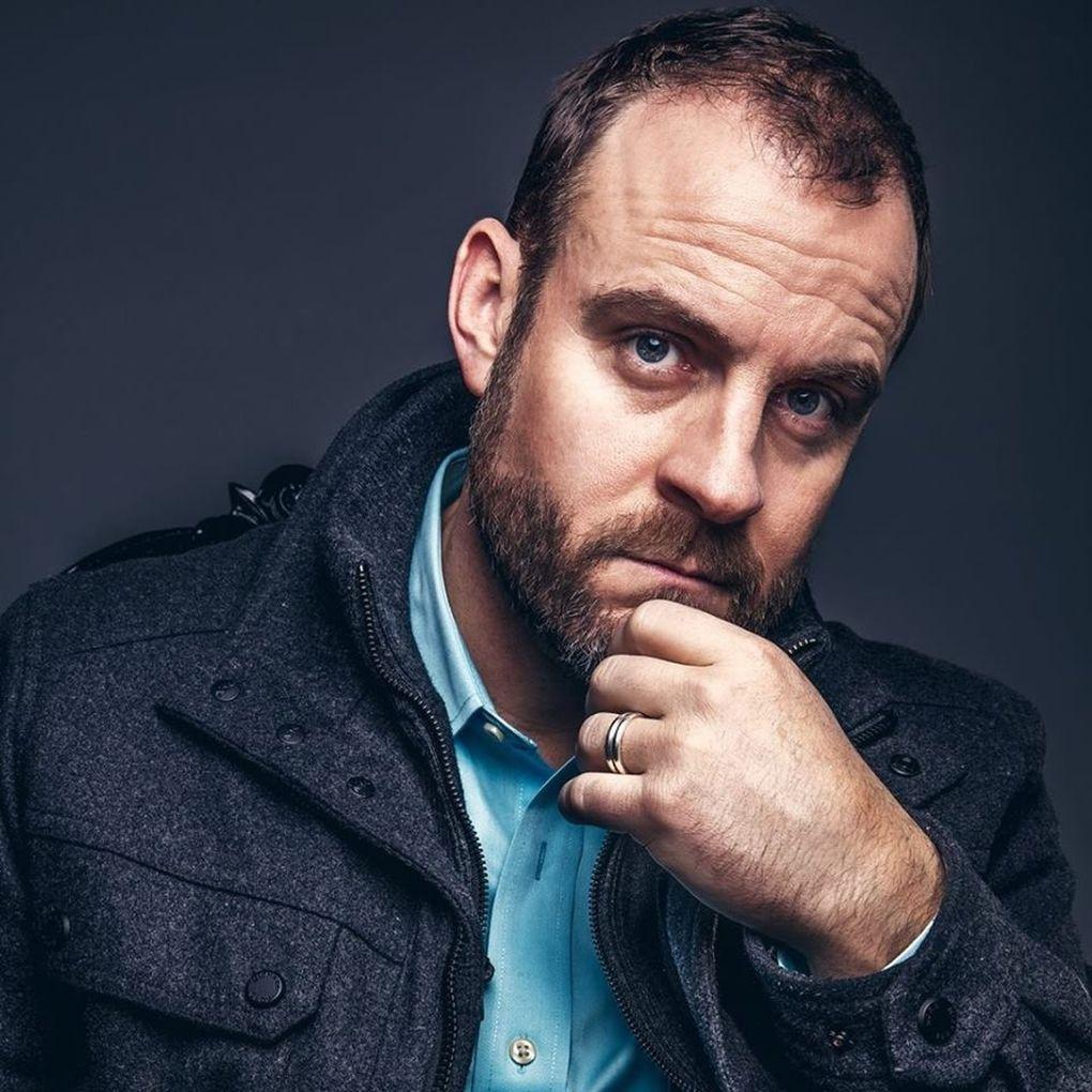 Ben Andrews, founder of Seattle Film Summit. (Ali Mohensian)