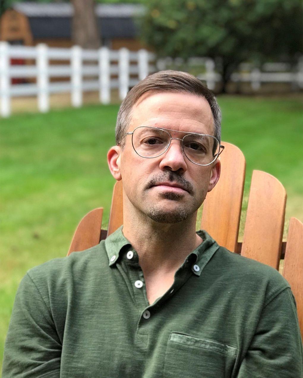 Bellevue-based screenwriter and producer Jonathan Keasey. (Brad Wilke)