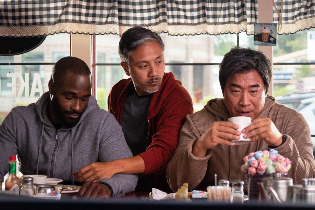 """""""The Paper Tigers"""" stars Mykel Shannon Jenkins, Alain Uy and Ron Yuan. (Well Go USA)"""