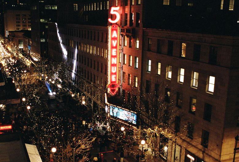 The 5th Avenue Theatre (Courtesy of the 5th Avenue Theatre)