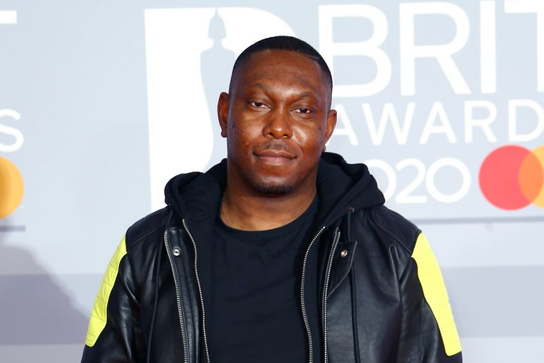 FILE – In this Tuesday, Feb. 18, 2020 file photo, Dizzee Rascal poses for photographers upon arrival at the Brit Awards 2020 in London. The Metropolitan Police said late Monday Aug. 2, 2021, rapper Dizzee Rascal was charged with assault after an incident in London that left a woman with minor injuries. (Photo by Joel C Ryan/Invision/AP, File)