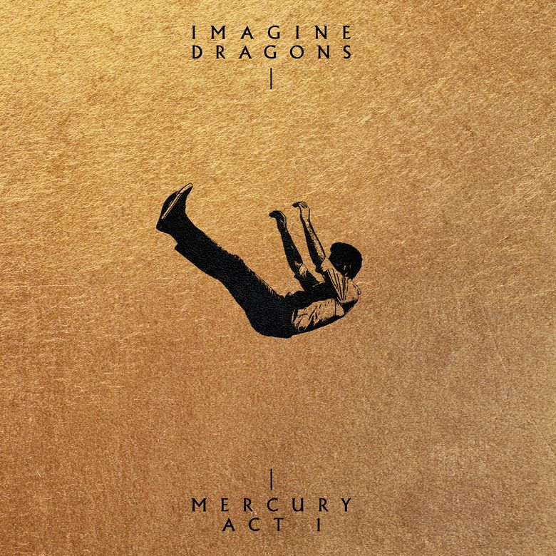 """This cover image released by KIDinaKORNER/Interscope shows """"Mercury – Act I"""" by Imagine Dragons, releasing Sept. 3.  (KIDinaKORNER/Interscope via AP)"""