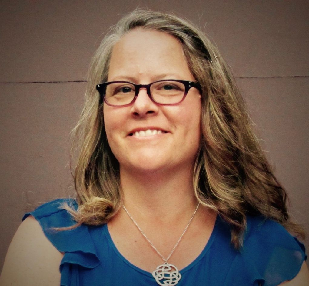 Amy Poisson, Macha Theatre Works' producing artistic director. (Courtesy of Amy Poisson)