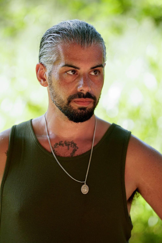 "Ricard Foyé, of Sedro-Woolley, is on the 41st season of ""Survivor,"" premiering Sept. 22 on CBS. (Robert Voets / CBS)"