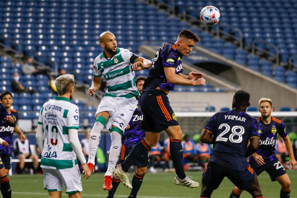 Raul Ruidiaz's stoppage-time goal sends Sounders to ...