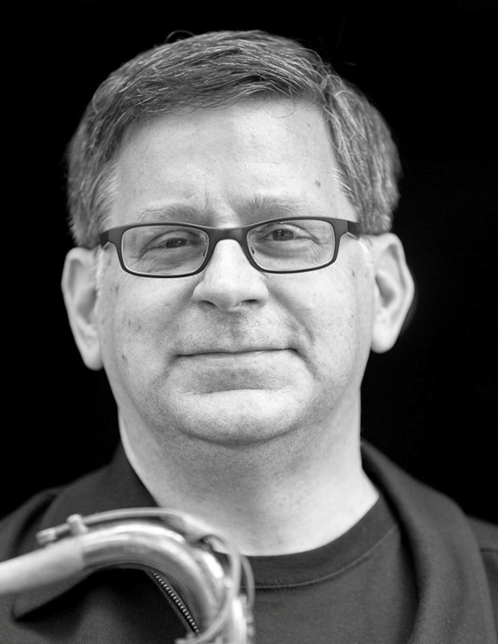 """Seattle saxophonist Steve Griggs discovered """"The Love Supreme"""" tapes 50 years after the late Joe Brazil recorded John Coltrane's Penthouse show in Pioneer Square.  (Dan Sheehan)"""