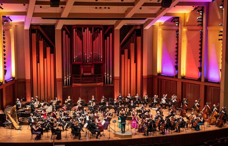 Seattle Symphony Opening Night 2021