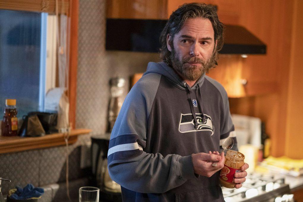 "Billy Burke as Hank in ""Maid.""  (Ricardo Hubbs / Netflix)"