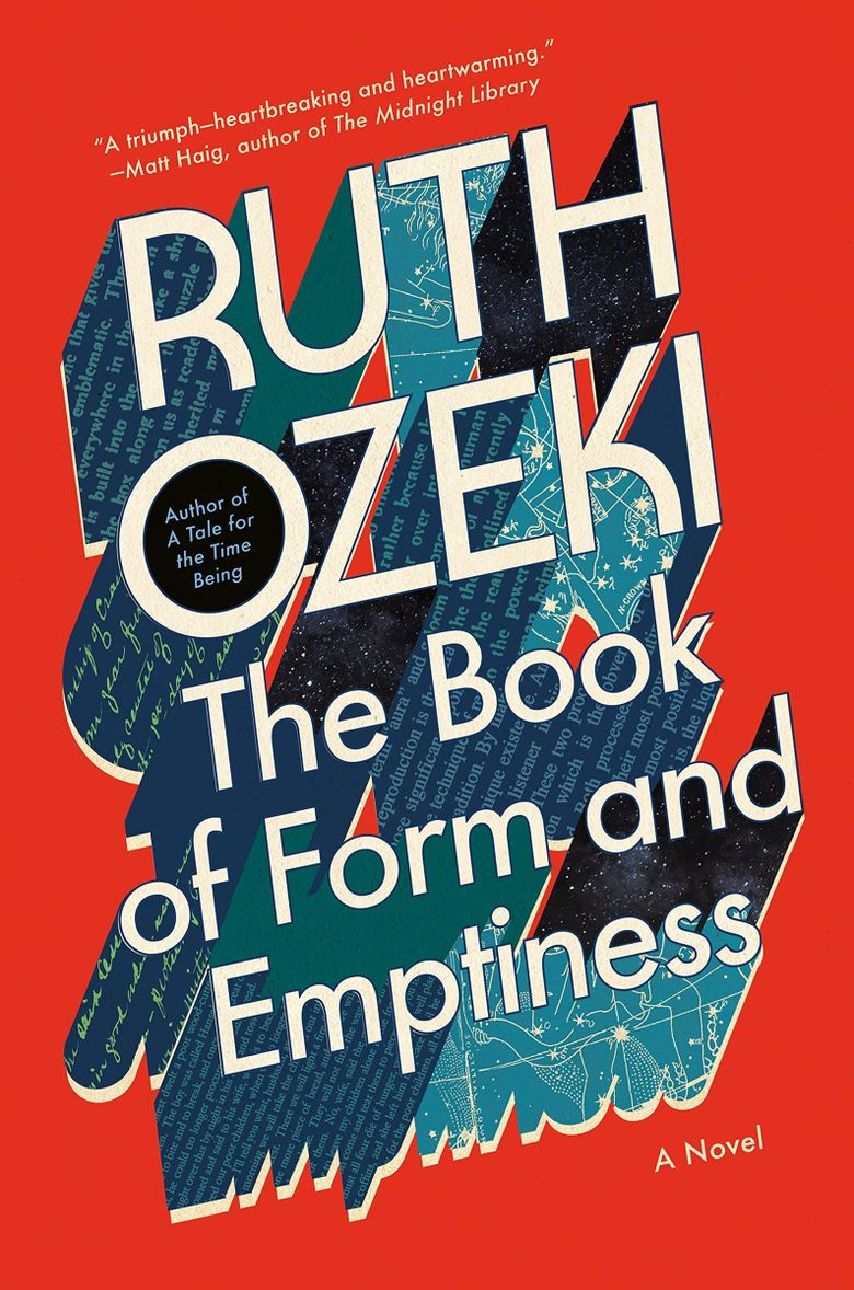 """""""The Book of Form and Emptiness"""" by Ruth Ozeki (Viking)"""