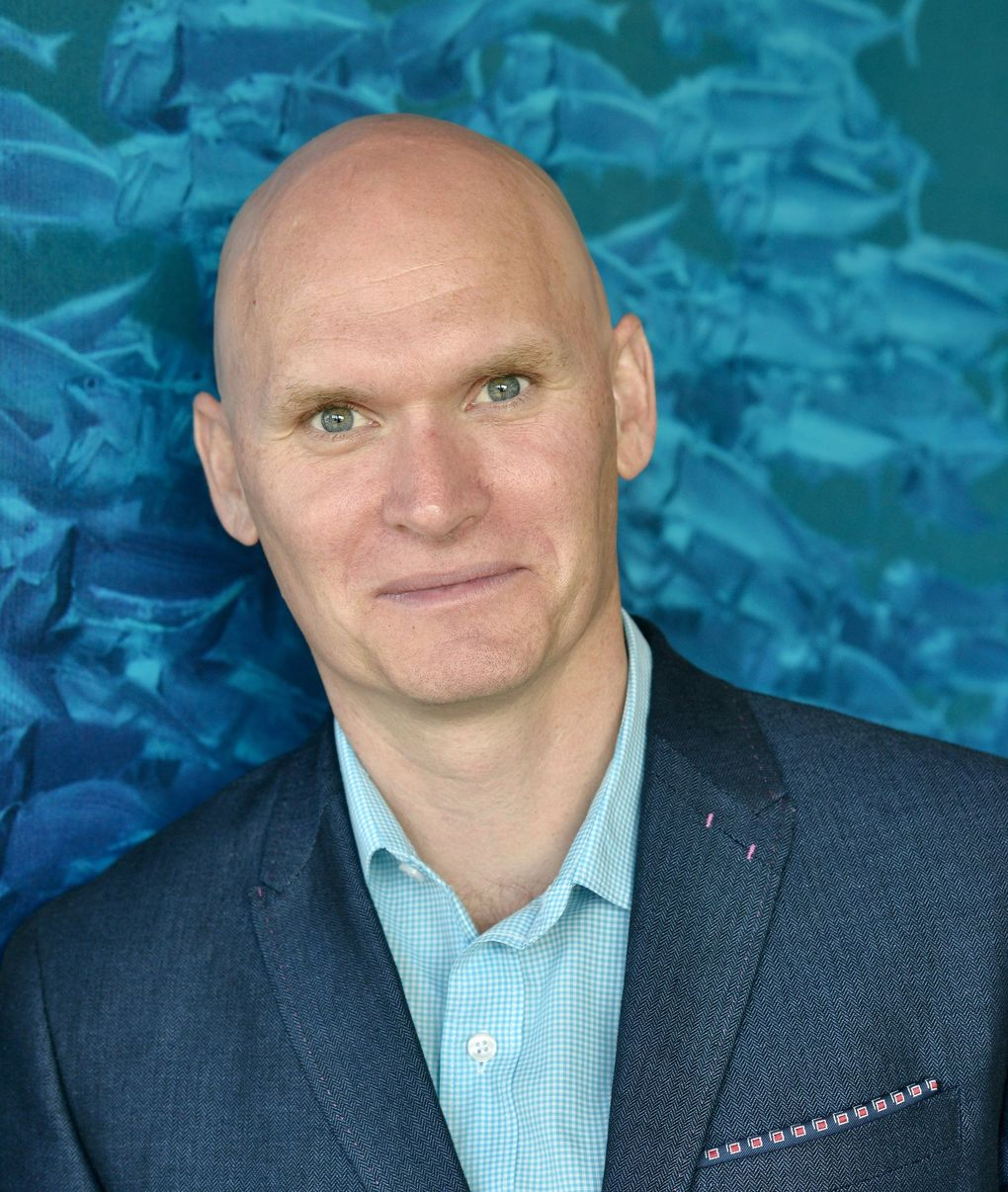 """Anthony Doerr, author of the Pulitzer Prize-winning """"All the Light We Cannot See,"""" will speak about his new book, """"Cloud Cuckoo Land,"""" on Sept. 28 at Seattle Arts & Lectures. (Ulf Andersen)"""