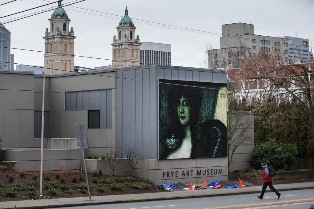 Admission is always free at the Frye Art Museum on Seattle's First Hill. (Dean Rutz / The Seattle Times)
