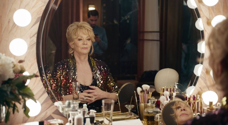 """Jean Smart won an Emmy Award on Sunday for lead actress in a comedy for her role as a Las Vegas comedian coasting on past achievements in """"Hacks"""" on HBO Max. (Courtesy of HBO Max)"""