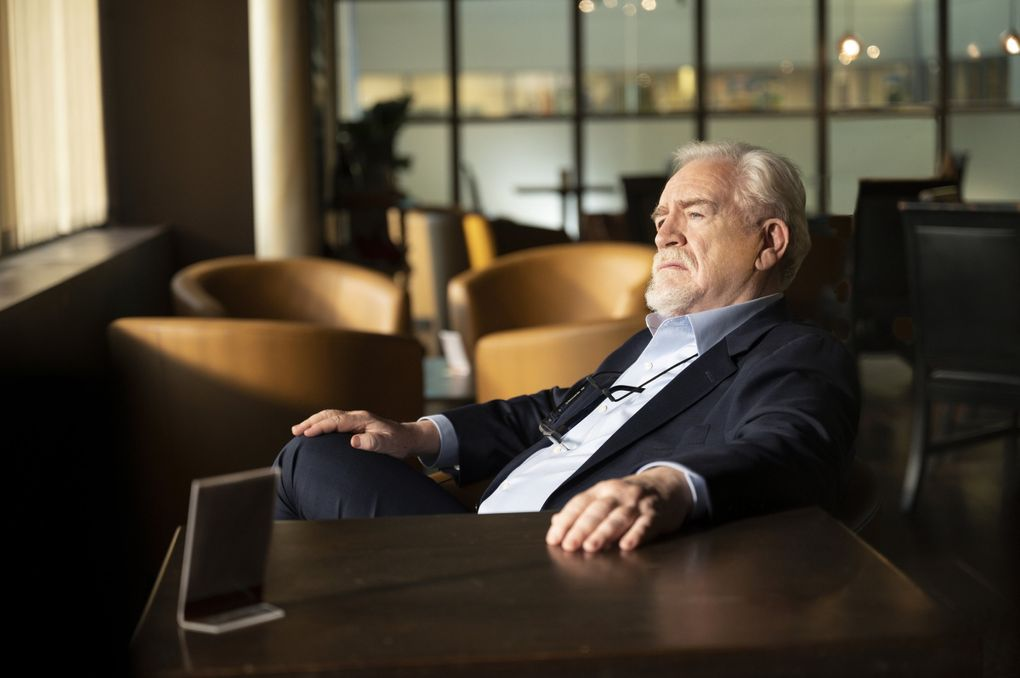 """Brian Cox returns in HBO's """"Succession"""" in October. (Courtesy of HBO)"""