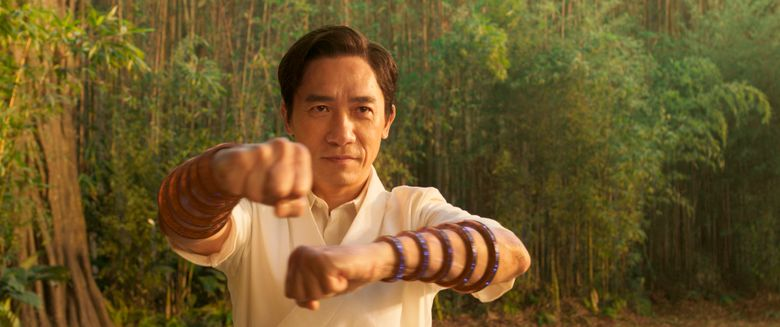 """Tony Leung in """"Shang-Chi and the Legend of the Ten Rings."""" (Jasin Boland / Marvel Studios)"""
