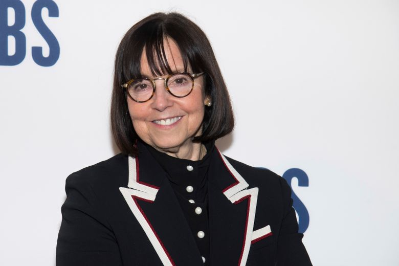 """FILE – Susan Zirinsky attends the CBS 2019 upfront on May 15, 2019, in New York. Zirinsky will lead """"See It Now Studios,"""" launched by CBS News. (Photo by Charles Sykes/Invision/AP, File)"""